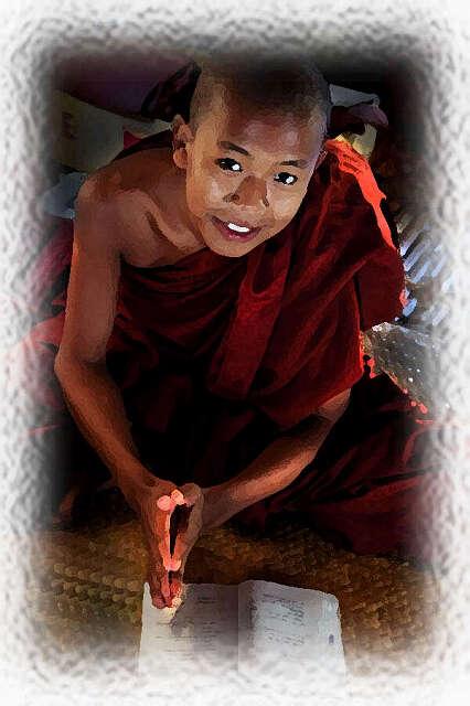 佛堂学童  (苏顺路  洛杉矶 ) - 南加缅华联谊会 -           南加州缅华联谊会主办
