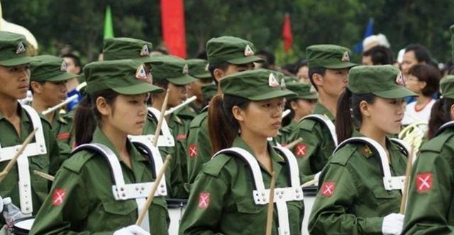 缅甸果敢特区到处中国味