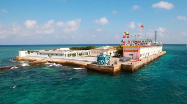 中国为何要在南海填海造岛的真正原因