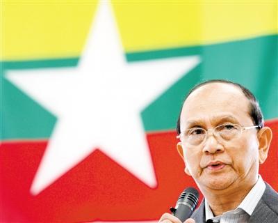 总统吴登盛呼吁各民族共同努力战胜挑战