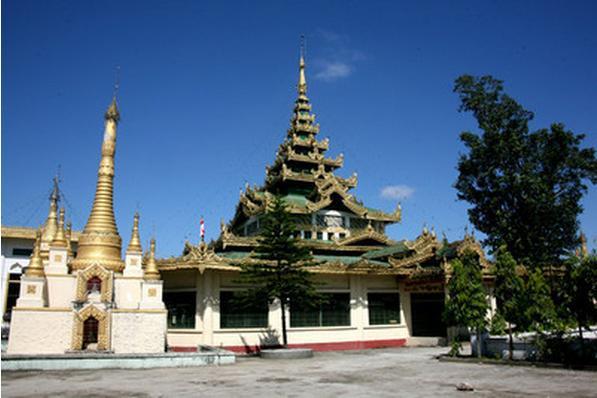 缅甸旅游新景点之南坎