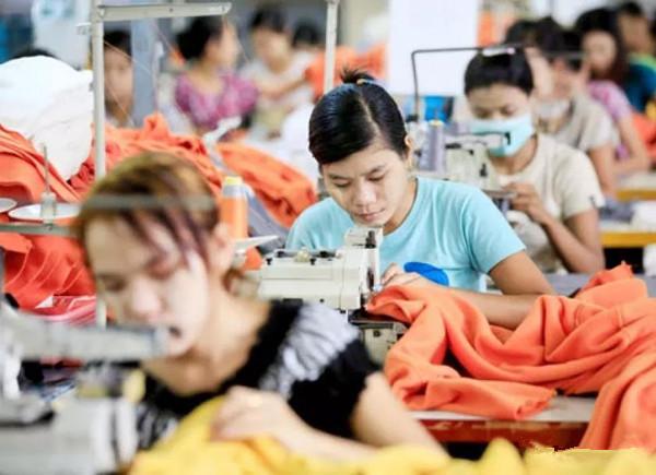 缅甸企业改善员工福利有助于提高生产力和业绩
