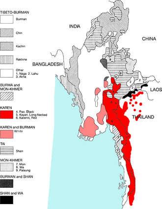 缅甸人道援助义工勇士们