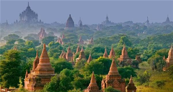 缅甸人均gdp_龙的旗帜飘扬在异国的土地上(3)