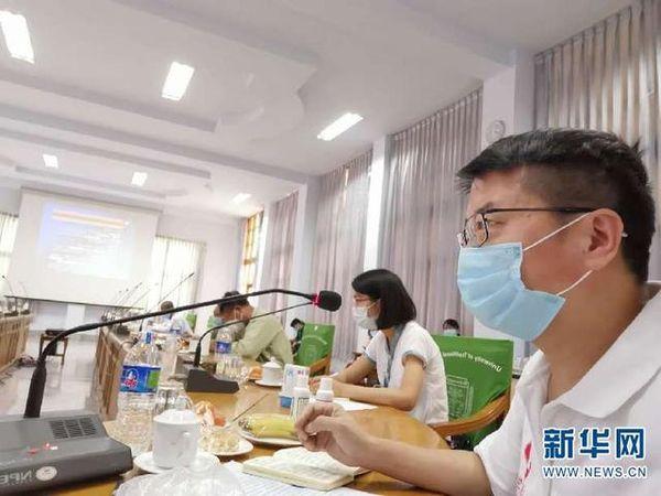中缅携手抗疫守护两国民众健康