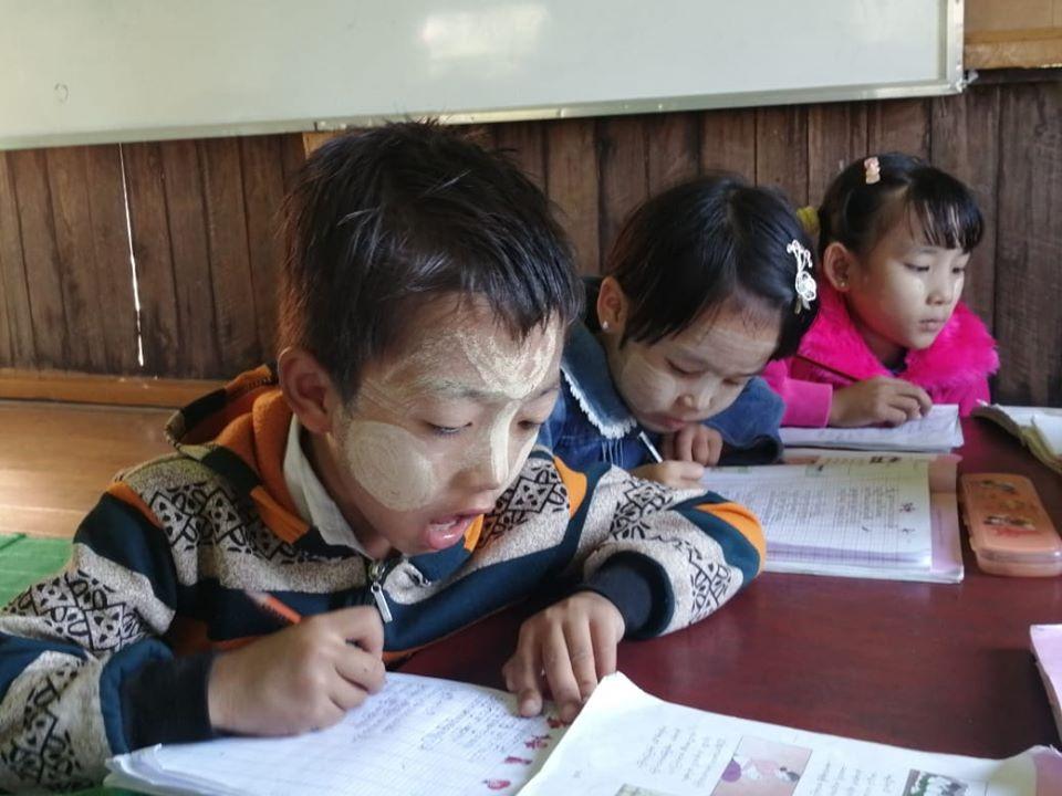 丹麦驻缅甸大使馆宣布将资助57个城镇内的24万名学龄儿童