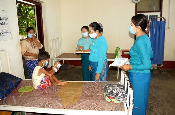 缅甸20天确诊1100余例登革热病例