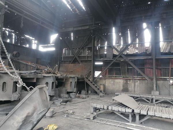 曼德勒一私人铁炼厂发生爆炸