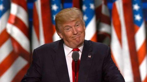 """特朗普终于""""提议""""推迟大选了"""