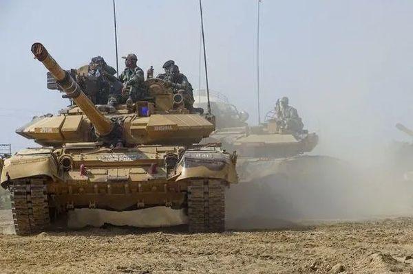 印媒:印军方决定改变在中印边境防御姿态