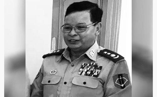 缅甸一议员因新冠肺炎去世