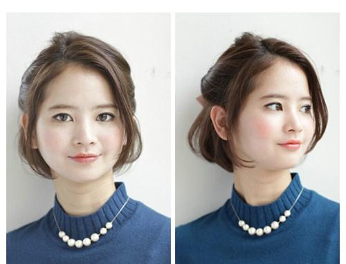 走在时尚前端 时下最流行扭转编发发型大全