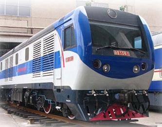 缅甸将向中国购买十一部内燃机车头 华轩