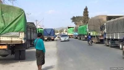 缅甸木姐口岸是中缅边贸易的重要口岸