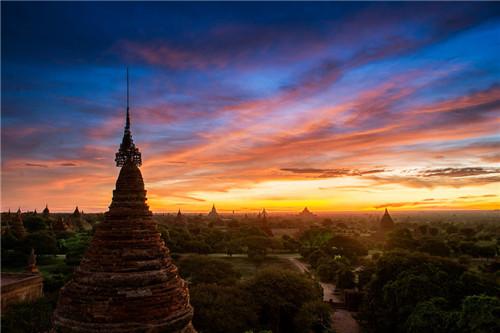 走进缅甸文化