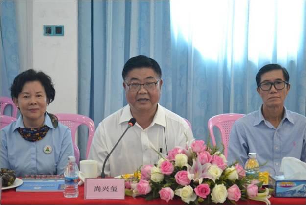 缅甸云华师范学院与中国云南民族大学合作