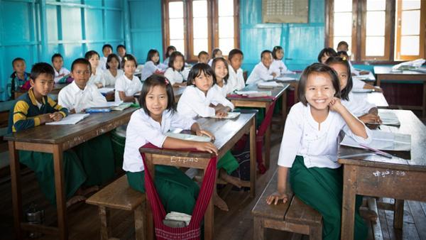 2014年人口普查资料所披露的缅甸人民教育水平现状