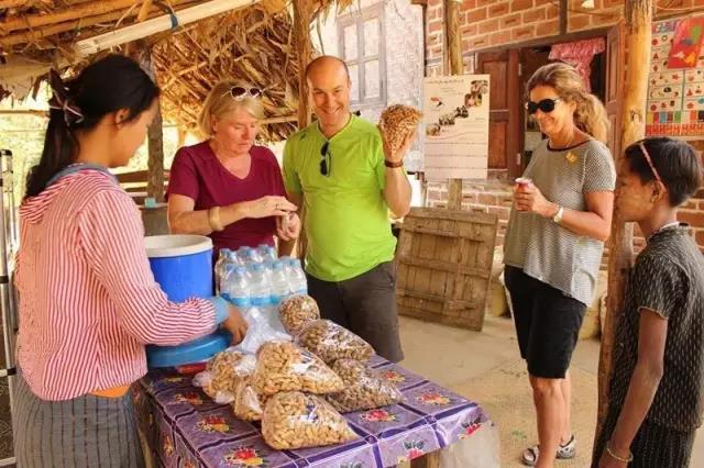 以签证进入缅甸的世界游客比去年同期略增