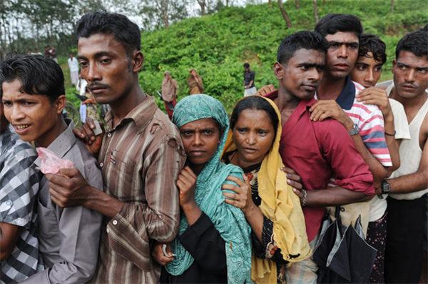 缅甸人口出生率是多少_缅甸人口分布图
