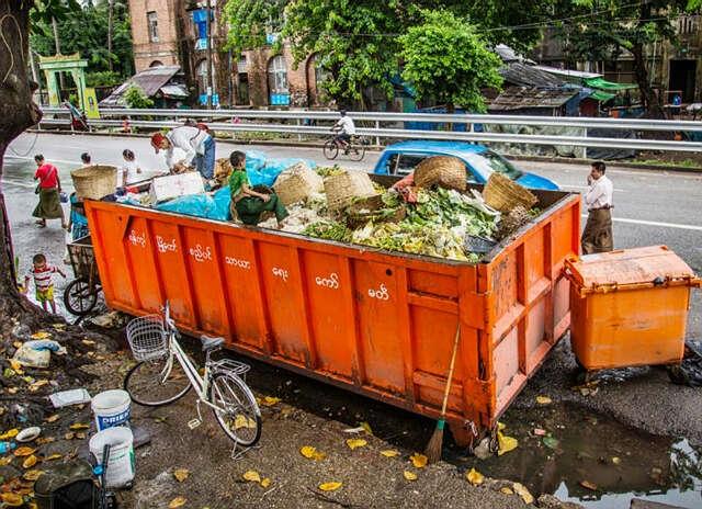 缅甸果敢将采用日本技术处理生活垃圾