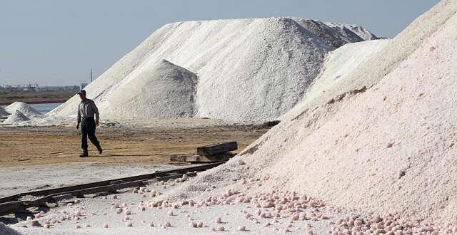 缅甸果敢的盐业发展情况(一)