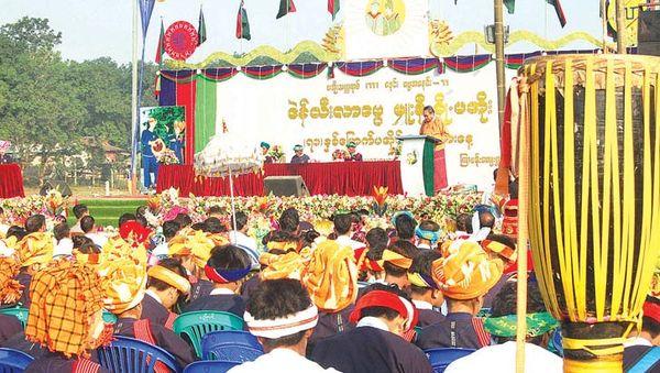 缅甸国务资政致勃奥人民的贺信中所透露出来的讯息