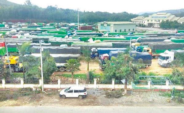 缅中边境口岸货车进出制度还没改变边贸活动还无法正常化 发布时间:2020.07.10 来源:皇家国际: