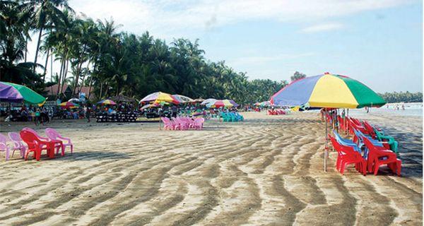 伊洛瓦底省包括羌达和维桑在内的所有海滩即将开放