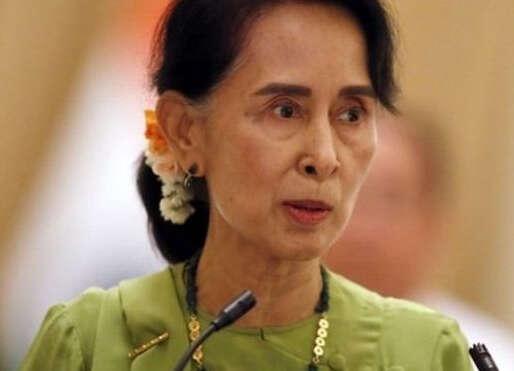 缅甸政治家介绍——昂山素季