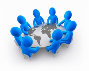 如何在圆桌会议上协商寻找答案
