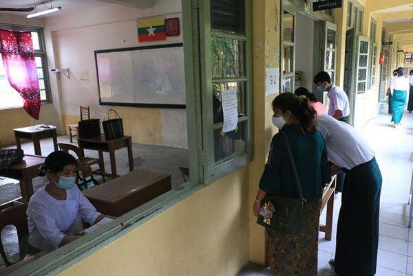 缅甸2021-2022学年基础学校报名时间为5月24日至5月底