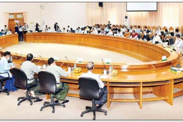 """缅甸军政府在考虑""""比例代表制选举""""?"""
