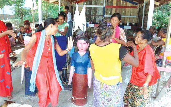 缅甸极南端地区赛龙民族的现状