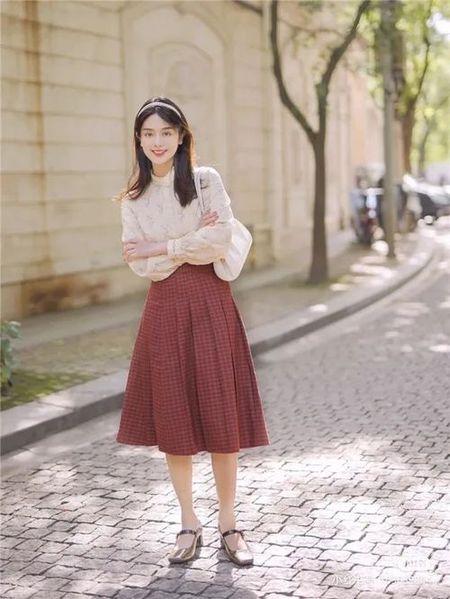 微胖女性夏天穿什么?建议穿A字长裙,遮肉还显瘦
