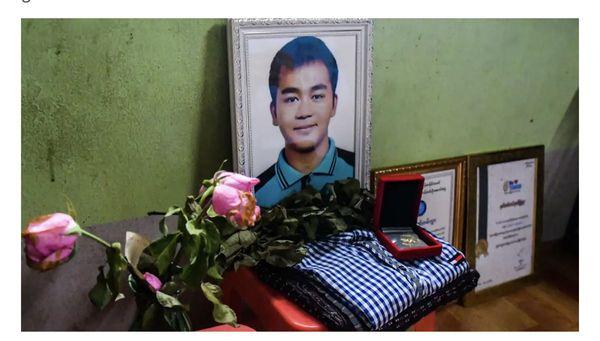 不断升级的缅甸爆炸事件导致平民伤亡人数的增长