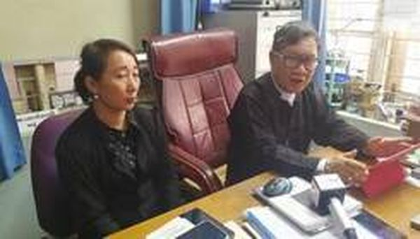 缅甸国务资政及其经济顾问涉嫌违反《国家机密法》一案再次开庭