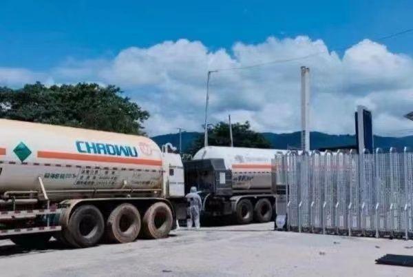 15天内缅甸进口了大量液氧、家用制氧机和抗疫物资