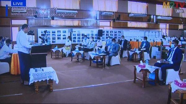 缅甸看守政府发言人:自今年2月起 缅甸各地发生上千起爆炸事件