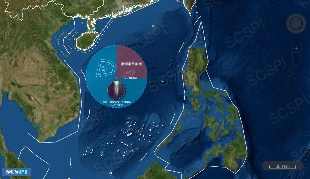 美核潜艇撞上黄花鱼养殖箱?辟谣了