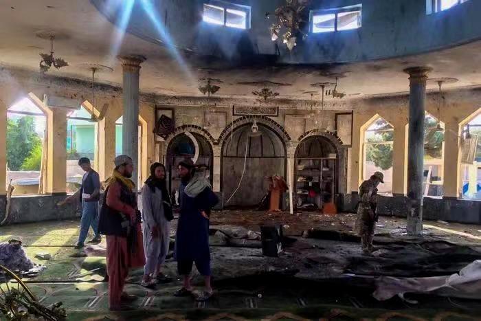 阿富汗塔利班的死对头IS-K有多狂妄?意图侵占整个新疆!